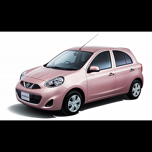 Vehicles and Rates | NISSAN Rent a Car
